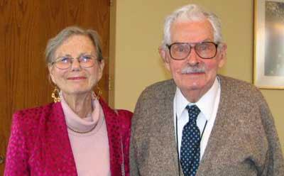 Helen and James Merritt