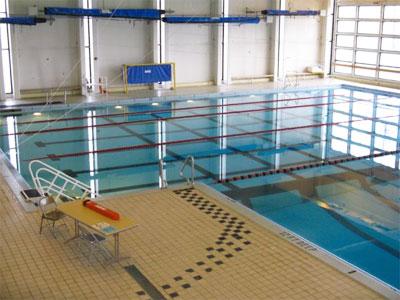 Anderson Hall pool