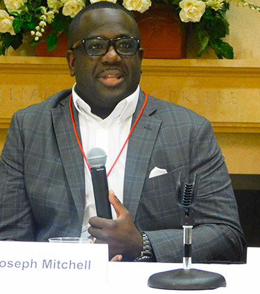 The Rev. G. Joseph Mitchell