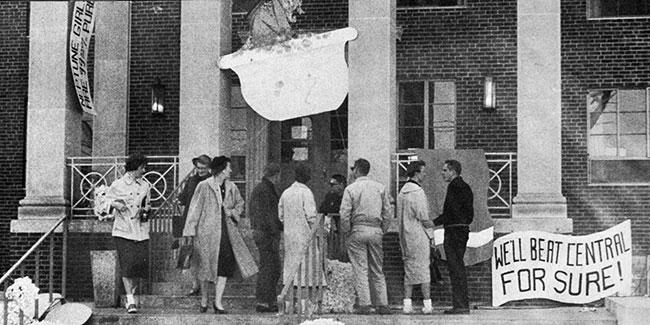 Neptune Hall, 1958-59