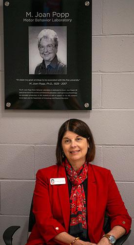 NIU President Lisa C. Freeman