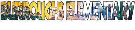 Burroughs Elementary School logo