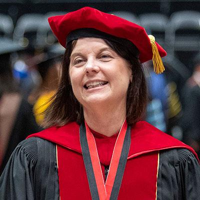 NIU President Dr. Lisa C. Freeman