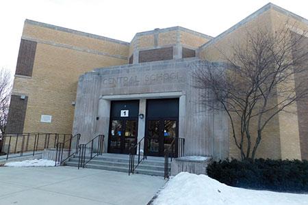 Central Elementary School in Rochelle