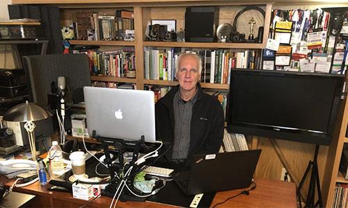 Hal Hinderliter: Ph.D. student, teaching ETT 429
