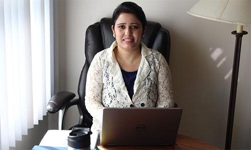 Sagun Parajuli Ghimire: Graduate Research Assistant