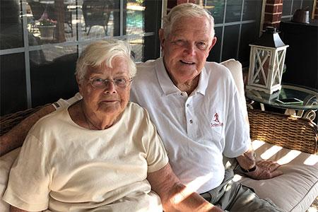 Ann and Robert Miller