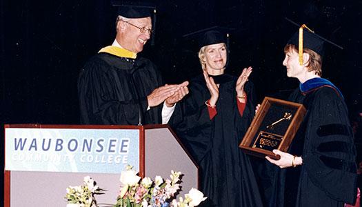 Inauguration Day: July 1, 2001
