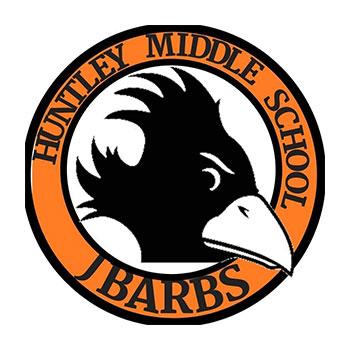 Huntley Middle School logo