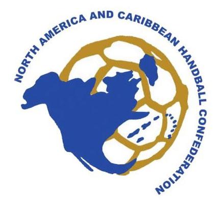 Logo of the North America and Caribbean Handball Confederation